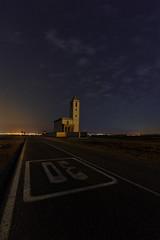 30 (explore) (Rafael Díez) Tags: españa andalucia almeria almadraba iglesia monumento cabodegata nocturna estrellas rafaeldíez paisaje noche night