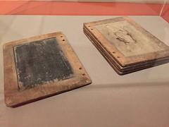 1-3 Codex and Craft at BGC (MsSusanB) Tags: codex tablet brooklynmuseum bard bgc bardgraduatecenter books codices craft ancientworld history technology