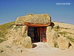Antequera 04 Túmulo (ferlomu) Tags: antequera antiguo ferlomu málaga tumulo