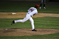 BRETT CONINE (MIKECNY) Tags: pitch pitcher throw brettconine astros baseball minorleague tricityvalleycats nypennleague