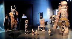 Musée des Confluences, presqu'île Confluence, Lyon, Auvergne-Rhône-Alpes, France, (claude lina) Tags: france auvergnerhônealpes lyon ville town city presquîleconfluence presquîle confluence musée museum claudelina muséedesconfluences exposition artafricain