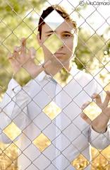 Trazos (Antonio Ávila M.) Tags: hombre man photoshop edición trazos misterio love mirada serio tristeza piezas