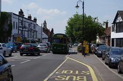 IMGP1550 (Steve Guess) Tags: ripley highstreet surrey england gb uk bus london country lcbs aec regal iv rf644 nle644