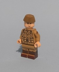 WW1 American Soldier (KPFR5Q2XZXQW774THJOIGWTBCI) Tags: ww1 soldier doughboy american america lego trench