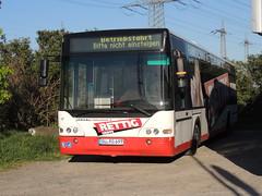 DSCN3053 Fahrschule Rettig Gruppe, Köln 17 SU-RG697 (Skillsbus) Tags: germany buses coaches fahrschule rettig neoplan centroliner