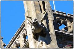 Panther.?...gargoyle (psychosteve-2) Tags: panther gargoyle church stone caterham