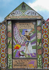 Well Dressing Buxton Derbyshire 2018 (keithhull) Tags: welldressing buxton derbyshire