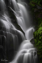 Eastatoe Falls Isolation (Reid Northrup) Tags: rrs nature fineartphotography moss nikon reidnorthrup river rocks stream waterfall water long longexposure landscape