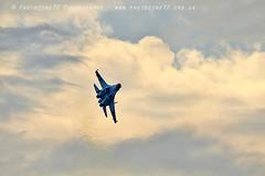 2381 Flanker SU27 (photozone72) Tags: riat airshows aircraft airshow aviation canon canon7dmk2 canon100400f4556lii 7dmk2 flanker su27
