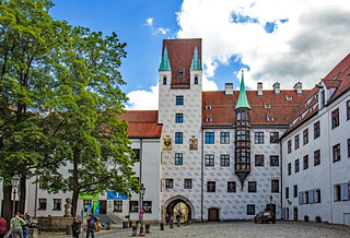 historic Munich