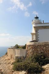 Faro Cap Blanc en el Tarde (California Will) Tags: capblanc lighthouse light faro phare mediterranean mallorca balearicislands españa es spain europe