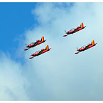 Red Devils SIAI Marchetti SF260 - Aerobatic Team thumbnail
