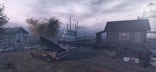 Fisherman town