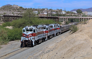 Copper Basin Railway (CBRY)