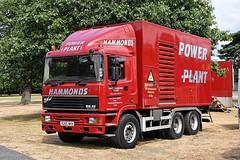 Power Plant (ekawrecker) Tags: truck lorry fun fair