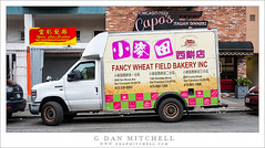 Fancy Wheat Field Bakery Inc (G Dan Mitchell) Tags: sanfrancisco street chinatown capo's italian dinners chicago pizzatruck fancy wheat field bakery inc delivery california urban usa north america