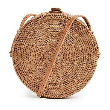 Trendy Women's Bags : jana round cross body bag by Faithfull The Brand. Hand-crafted in sunny Bali, th...