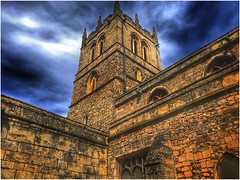 towering (andystones64) Tags: tower church churchphotography religion religiousbuilding worship listedbuilding architecture thorne yorkshire syorks