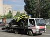Mitsubishi Canter & Maverick X3 (stanislavkruglove) Tags: pavlodar павлодар 2018 truck mitsubishi canter quadracycle moto sport maverick x3