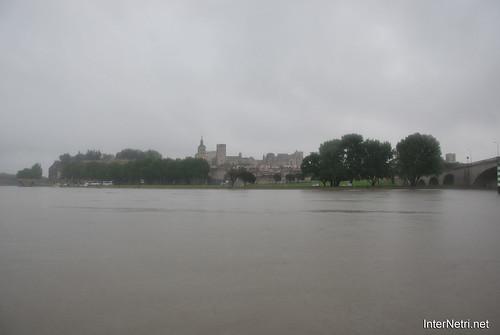 Річка Рона, Авіньйон, Прованс, Франція InterNetri.Net France 1446
