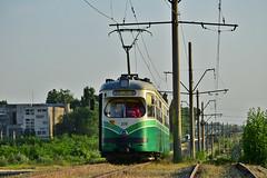 SGP GT6 #278 Braicar_S.A. Brăila (3x105Na) Tags: sgp gt6 278 braicarsa brăila strassenbahn strasenbahn tram tramwaj rumunia rumänien