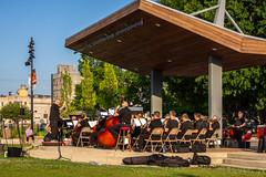 Richmond Community Orchestra (WayNet.org) Tags: richmond community orchestra wayne county elstro plaza indiana concert rso waynetorg park elstroplaza richmondcommunityorchestra waynecounty unitedstates us