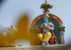 Little India wonders (Magryciak) Tags: 2018 travel holiday trip singapore littleindia asia city urban temple sculpture colour hindu canon eos religion belief faith