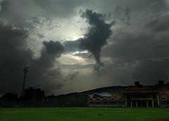 Rainy days and (Debmalya Mukherjee) Tags: debmalyamukherjee motog3 monsoon clouds cloudscape anushaktinagar rainydaysand flickrfriday