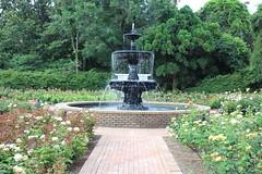 Bellingrath Gardens and Home 2018 rose garden fountain (MJRGoblin) Tags: mobilecounty 2018 theodore alabama