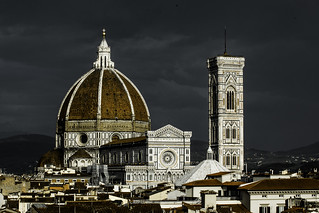 Dark Skies over Florence