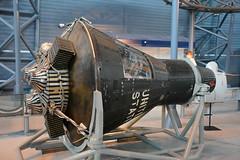 NASM_0087 McDonnell Mercury capsule 15B Freedom 7 II (kurtsj00) Tags: nationalairandspacemuseum nasm smithsonian udvarhazy mcdonnell mercury capsule 15b freedom 7 ii