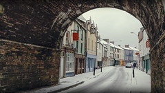 Youghal Clock Gate - Snow Scene 2018