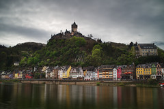 Cochem reflections (revisited) (manolo guijarro) Tags: cochem germany alemania mosel mosela rivermosel reflection reflections reflejo reflejos castillo castle schloss water agua nikon zeiss d750 affinityphoto carlzeissdistagont235zf2 zeissdistagont235zf2 nikond750 color colores colina hill