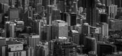 Metropolis (Jack Landau) Tags: toronto downtown buildings city urban architecture chaos towers layers dense density ontario canada canon 5d mkii jack landau