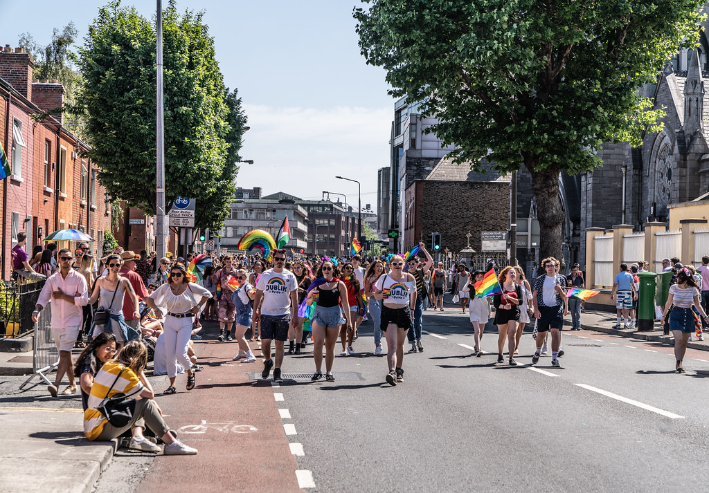 ABOUT SIXTY THOUSAND TOOK PART IN THE DUBLIN LGBTI+ PARADE TODAY[ SATURDAY 30 JUNE 2018]-141806