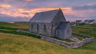 Carinish Parish Church