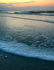 Sea Isle City Beach Scenes (dweible1109) Tags: magichour shore beach iphone sunrise ocean jerseyshore newjersey seaislecity nj sic