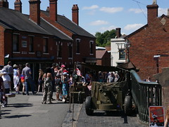 1940s Weekend (jacquemart) Tags: eenactment 1940sweekend wwii blackcountrylivingmuseum dudley westmidlands reenactment