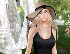 . and the livin is easy . (December Dollinger) Tags: secondlife sl virtualworld virtuallife virtualliving avatar summerfest moonhair tetra izzies glamaffair catwa amala