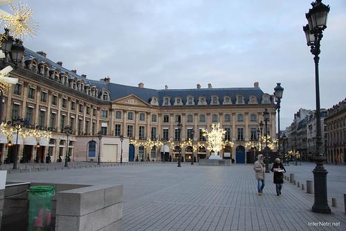 Вандомський майдан, Париж, Франція France InterNetri 0382