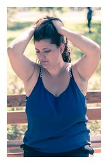 leti parc (jbroma69) Tags: woman femme model models modele sony alpha7 a7 ice 50mm f18 fe sun soleil golden hour portrait portraiture
