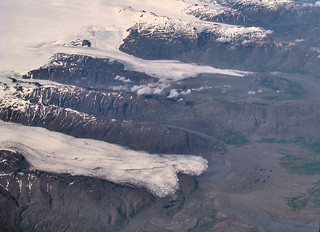 Glaciares outlet - Glaciar Fláajökull y Hoffellsjökull (Islandia) - 01