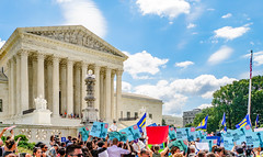 2018.06.26 Muslim Ban Decision Day, Supreme Court, Washington, DC USA 04060