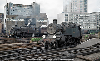 1965 - 3MT and 4MT at Waterloo..