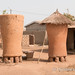 Niofoin granary structures