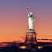 Liberty in the Fading Sunlight