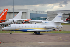 N487C Dassault Falcon 7X Luton 16th July 2017 (michael_hibbins) Tags: n487c dassault falcon 7x luton 16th july 2017 aircraft aviation aeroplane aerospace airplane air aero business corporate executive exectuive corp n american america