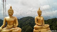 Buddha at Tiger Cave Temple (Lцdо\/іс) Tags: tiger cave temple krabi thailande thailand thailandia thai thaïlande asia asian asie buddha bouddha voyage travel trip gold lцdоіс