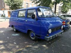 My van (Skitmeister) Tags: 88yb07 1976 škoda 1203 com skoda