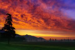alba di colori (robertoburchi1) Tags: alba dawn colours colori landscape paesaggi